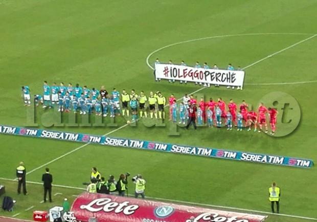 RILEGGI IL LIVE – Serie A, Napoli-Empoli 2-0 (50'Mertens, 80'Chiriches): seconda vittoria consecutiva per gli azzurri
