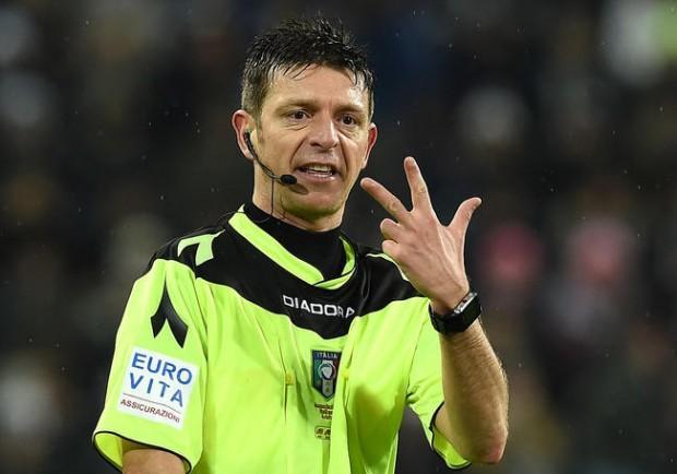 Inter-Napoli, sarà Rocchi l'arbitro del big match di San Siro
