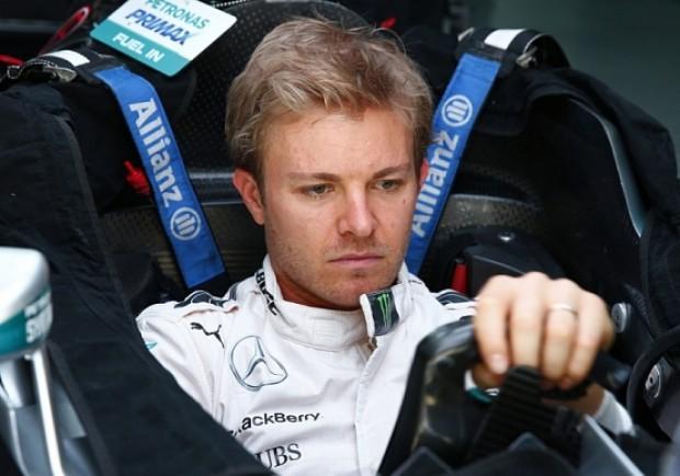 """Rosberg racconta Napoli: """"Uno spettacolo, mi piace un casino. Una sera ho mangiato tre pizze"""""""
