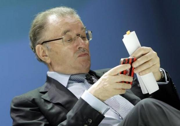 """Sassuolo, Squinzi sulla gara di San Siro: """"Mi viene voglia di non tifare più Milan…"""""""