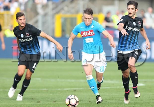 Atalanta-Napoli, le pagelle de Il Mattino: diverse le insufficienze gravi nella squadra di Sarri