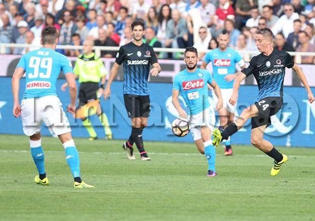 CorSport – Napoli, reazione da encefalogramma piatto: azzurri confusi dopo il gol di Petagna