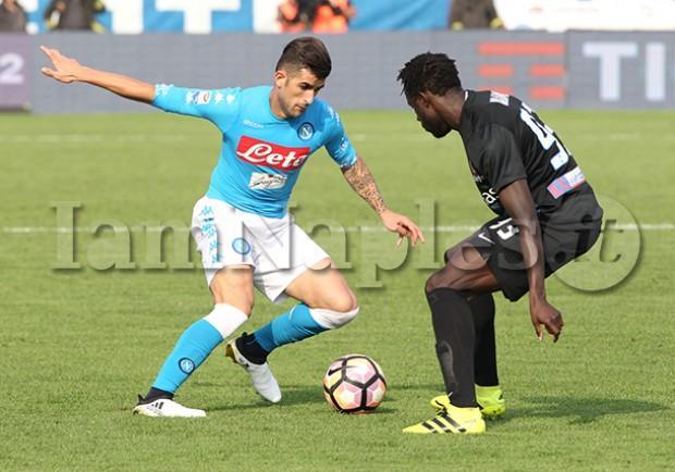 PHOTOGALLERY – Atalanta-Napoli 1-0, le foto di IamNaples.it
