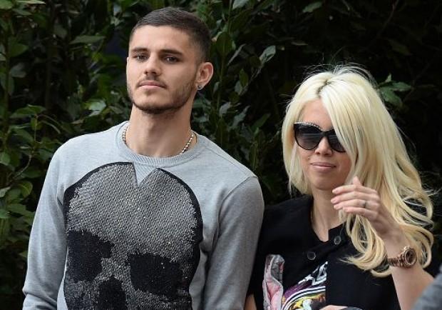 """Wanda su Icardi: """"Il Napoli lo voleva a tutti i costi, per due volte in elicottero…"""""""