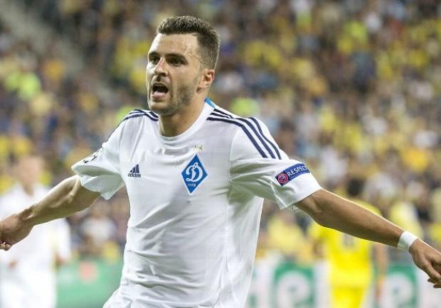 Eurorivali Champions – Ch.Odessa-Dinamo Kiev 1-1, pareggio subito in extremis per gli avversari del Napoli