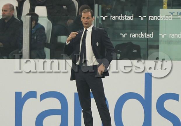 """Juventus, Allegri in conferenza: """"Vogliamo vincere la Coppa Italia, domani Dybala tornerà dal primo minuto"""""""