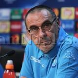 """RILEGGI IL LIVE  – Sarri: """"Non siamo mai morti sotto il profilo del gioco, abbiamo commesso degli errori"""""""