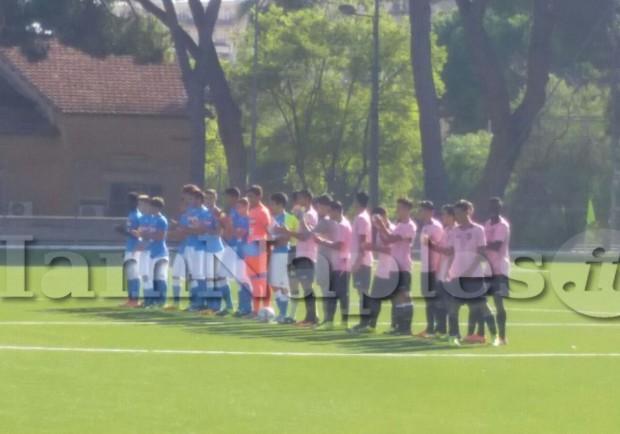 RILEGGI LIVE – Under 15, Palermo-Napoli 1-1 (17′ Prestianni, 35′ Montaperto): azzurrini a quota 10 punti in classifica