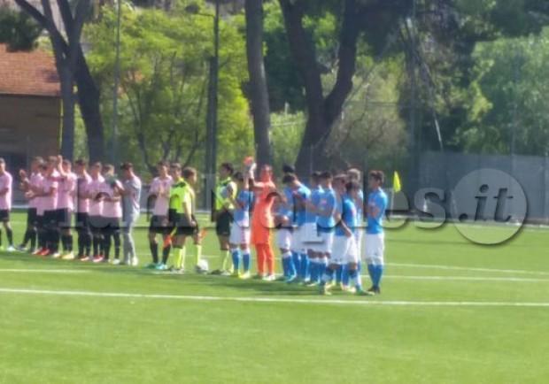 RILEGGI IL LIVE – Under 16 A e B, Palermo-Napoli 1-2 (12'Kociay-11'Labriola, 31'Massa): azzurrini corsari in Sicilia