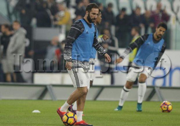 GdS – A Torino faranno di tutto per far giocare Higuain almeno per 30 minuti