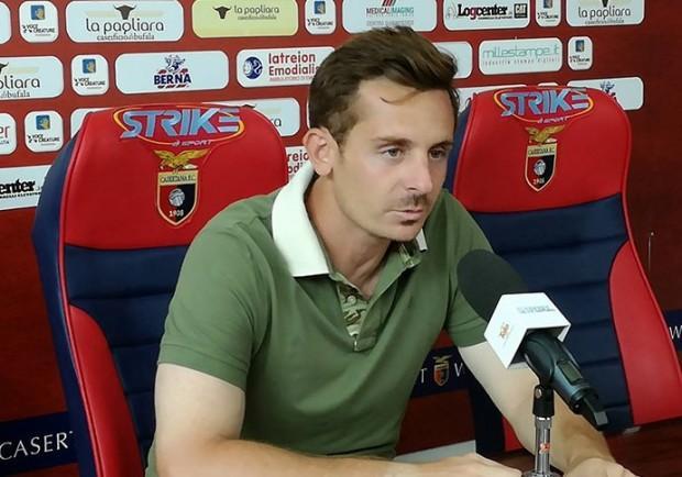 Lega Pro, Casertana-Fidelis Andria 0-0: prestazione grigia per i Falchetti
