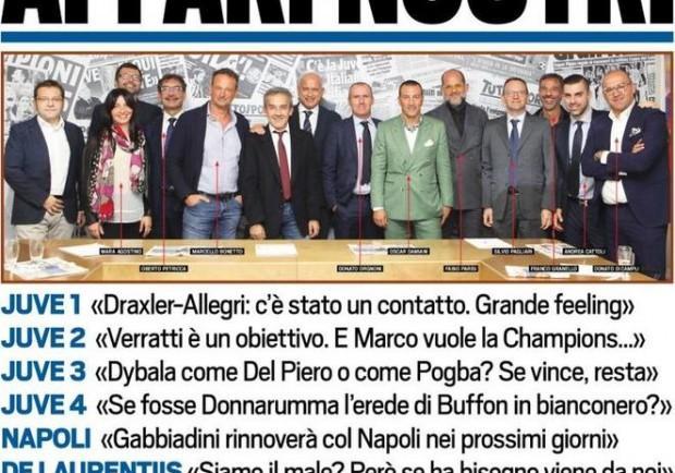 """FOTO – Tuttosport: """"Napoli, Gabbiadini rinnoverà nei prossimi giorni"""""""