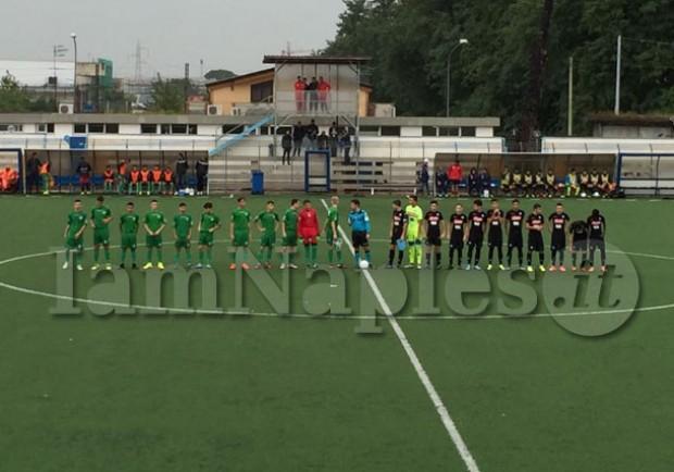RILEGGI LIVE – Under 15, Napoli- Avellino 3-0 (26′ Mancino, 17′ st D'Agostino, 35'+3 st Parisi): prima gioia casalinga per gli azzurrini di Chiaiese