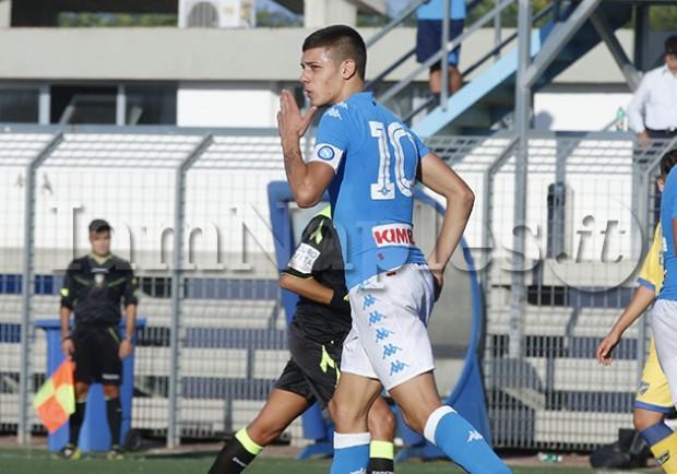 Italia Under 17, Gianluca Gaetano convocato per il Torneo dei Gironi