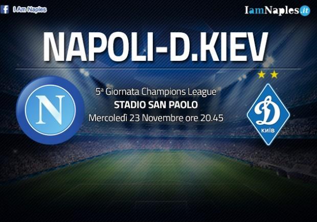 GRAFICO FORMAZIONE – Napoli-Dinamo Kiev, Sarri prepara tre novità: ritorna Albiol!