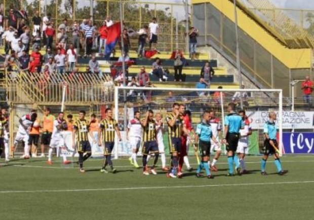 Serie C – Juve Stabia-Catania 0-1, continua la serie negativa per le Vespe