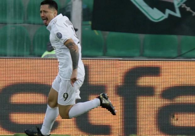 Genoa, infortunio di Lapadula meno grave del previsto ma l'ex Milan può saltare il Napoli