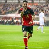 """Belgio, il ct Martinez su Mertens: """"Vederlo da 9 con Callejòn e Insigne è una gioia!"""""""