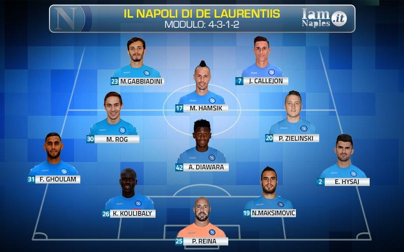 Fascetti, le parole di De Laurentiis spaccano la squadra