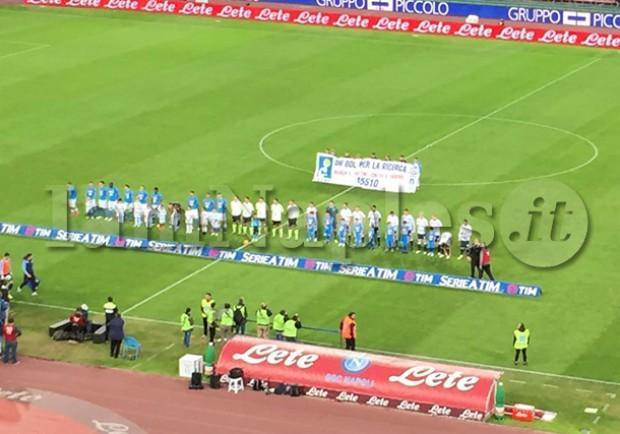 RILEGGI IL LIVE – Napoli-Lazio 1-1 (52′ Hamsik, 54′ Keita)
