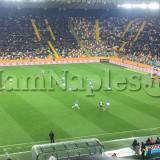 RILEGGI IL LIVE – Udinese-Napoli 1-2 (46′,56'Insigne, 57'Perica): un grande Insigne trascina gli azzurri
