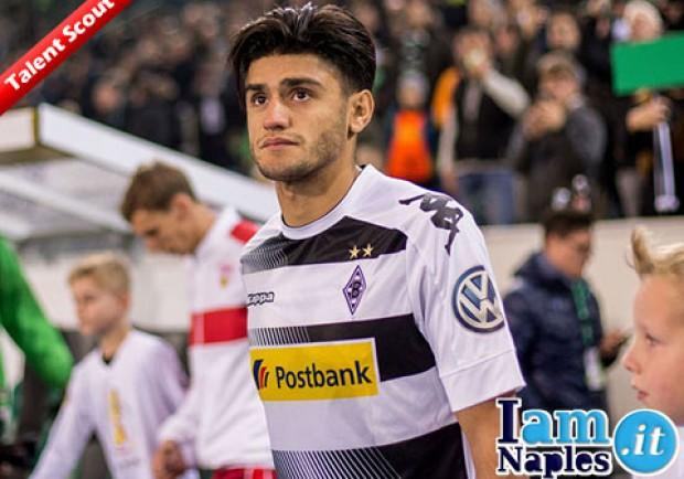 Mahmoud Dahoud del Borussia M'gladbach, il talento scappato dalla guerra in Siria