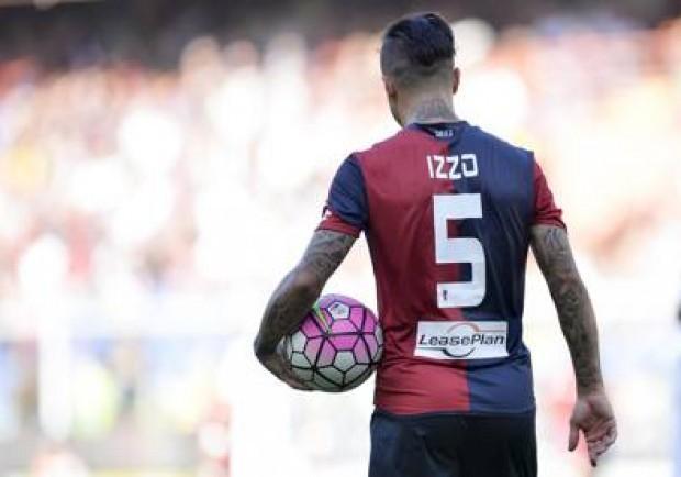 """Izzo: """"Non vedo l'ora di scendere in campo per aiutare il Genoa e andare ai Mondiali"""""""