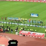 RILEGGI IL LIVE – Napoli-Sassuolo 1-1: finisce in parità, Defrel gela il San Paolo