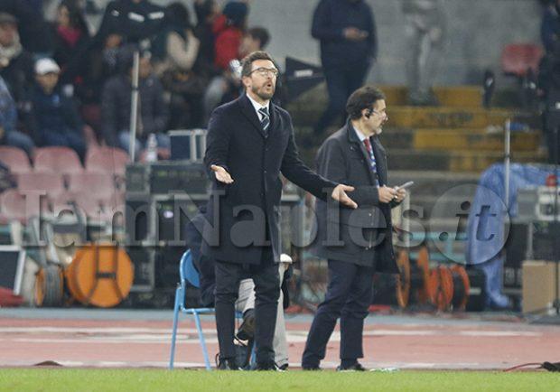 Roma – Atletico Madrid, formazioni ufficiali: Defrel dal primo minuto