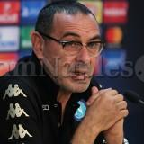 """RILEGGI IL LIVE – Sarri: """"Maradona al San Paolo sarebbe emozionante. Milik e Pavoletti non ancora pronti"""""""