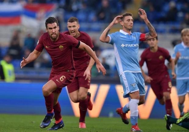"""Roma, Strootman: """"Il derby è una partita speciale, vogliamo i tre punti"""""""