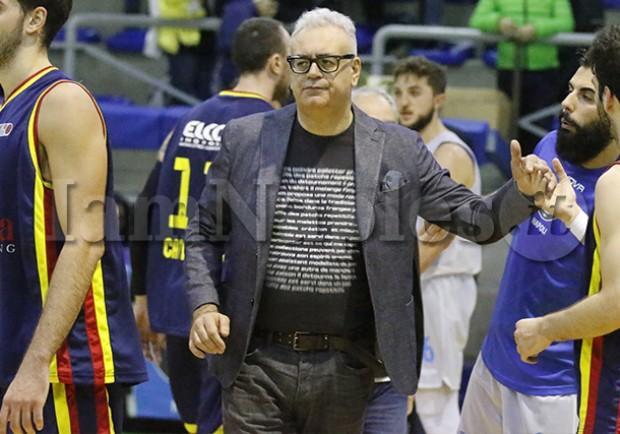 """VIDEO – Cuore Napoli, Coach Ponticiello: """"L'anno scorso abbiamo compiuto un'impresa, non dobbiamo piangerci addosso per gli infortuni"""""""