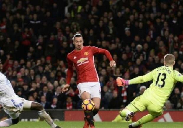 """Manchester United, Ibrahimovic: """"Sono tornato per finire ciò che ho iniziato, sto lavorando al massimo delle mie capacità"""""""