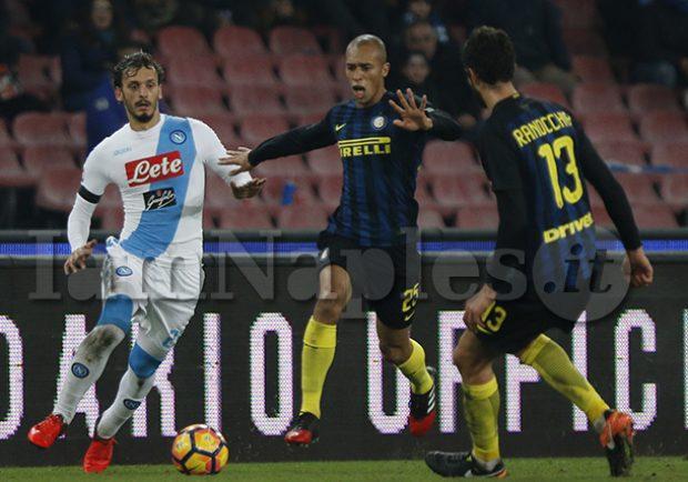 """Inter: """"Gli esami di Miranda sono negativi. Il difensore sarà da domani a disposizione di Spalletti"""""""