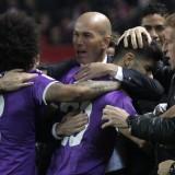 """Real Madrid, Zidane: """"Bale può tornare per la gara di ritorno con il Napoli"""""""