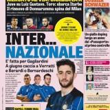 """FOTO – Gazzetta in prima pagina: """"Napoli, è febbre Real. 42mila biglietti venduti in un giorno!"""""""