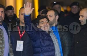Il Mattino – Festa per la cittadinanza di Maradona, manca il piano sicurezza: rischio rinvio concreto