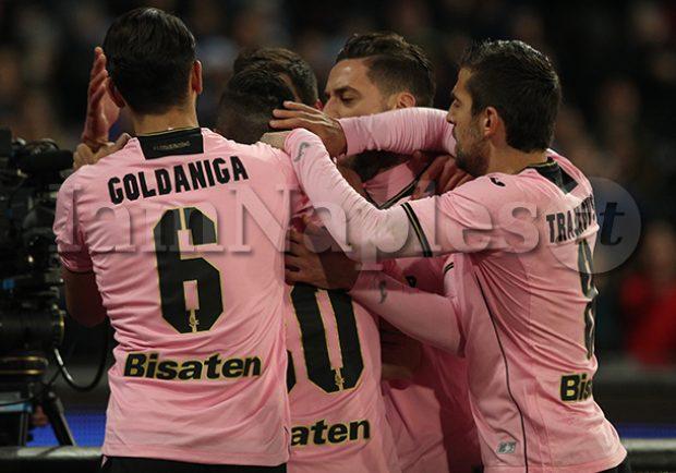 Serie B – Palermo troppo forte, nessuno scampo per la Salernitana
