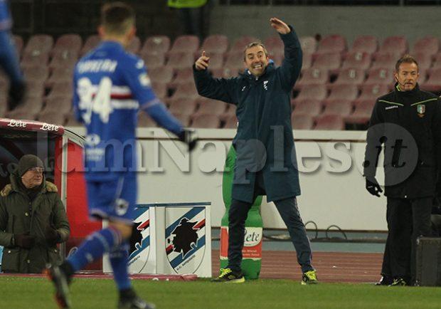 Sportitalia – De Laurentiis pensa a Giampaolo se Sarri dovesse andar via