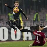 """Napoli, Montervino: """"Fiorentina test importante, maggiori cambi da qui alla fine"""""""