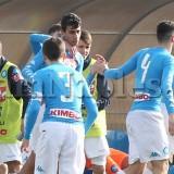 RILEGGI IL LIVE – Under 15 Memorial Gusella, Napoli-Chisola 4-0: è finita, gli azzurrini calano il poker