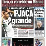 """FOTO – Tuttosport in prima: """"Toro, ci vorrebbe un Marino"""""""