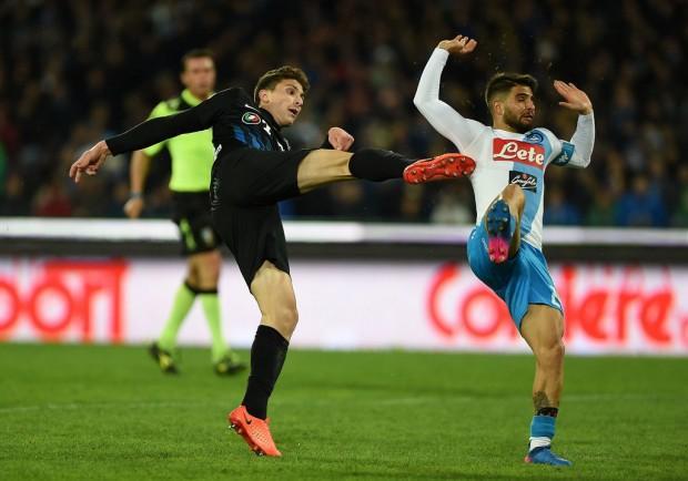 """Atalanta, Caldara: """"Napoli in grandissima forma, sarà dura ma ce la giocheremo. Lo scorso anno…"""""""