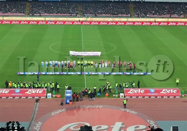 RILEGGI IL LIVE – Napoli-Genoa 2-0 (49'Zielinski,67'Giaccherini)