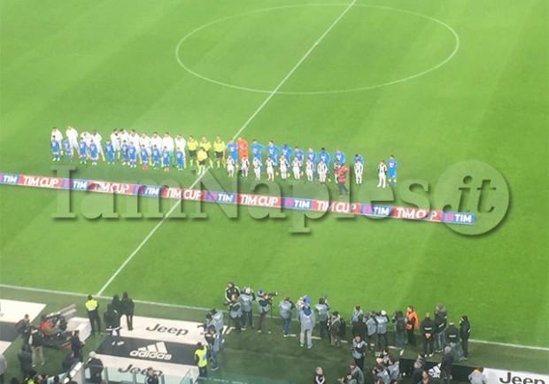 RILEGGI LIVE – Juventus-Napoli 3-1(35'Callejon,46′,68'rig. Dybala, 64′ Higuain): servirà l'impresa al San Paolo