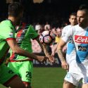 FOTO – Opta, possesso palla record: il Napoli supera tutte le statistiche!