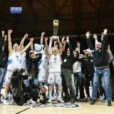 RILEGGI IL LIVE – Cuore Napoli Basket-Agribertocchi Orzinuovi 60-58: CAMPIONI!!!! Napoli alza la coppa!
