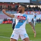 VIDEO – Napoli-Cagliari 3-0: Insigne firma il suo quindicesimo gol in campionato