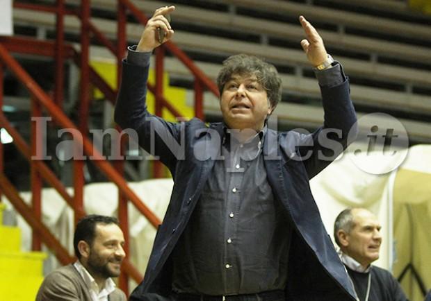 """Cuore Napoli, il pres. Ruggiero: """"Stiamo riportando la cultura della pallacanestro in città. Un cuore per amico? Vi spiego il progetto…"""""""