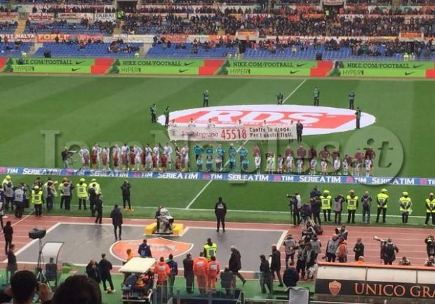 RILEGGI LIVE – Roma-Napoli 1-2 (26′, 49'Mertens, 89'Strootman)